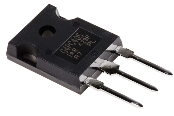 Product image for Transistor IGBT N-Ch 600V 60A TO247AC