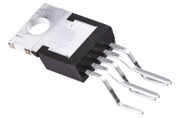 Product image for Step down switch regulator,LT1076CT 35V