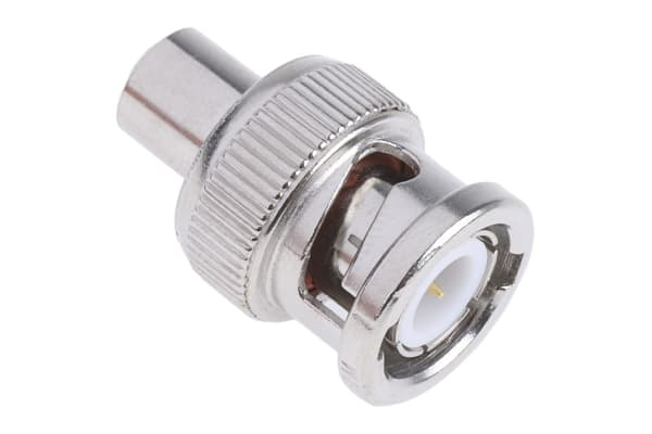 Product image for NiPt BNC end termination,50ohm DC - 1GHz