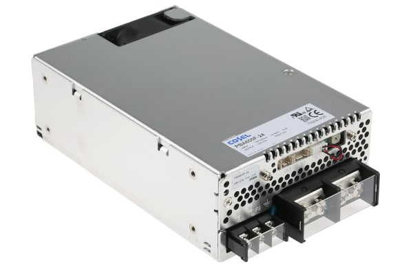 Product image for Cosel, 648W Embedded Switch Mode Power Supply SMPS, 24V dc, Open Frame