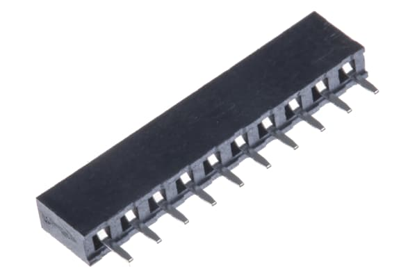 Product image for 10W SIL VERTICAL PCB SKT