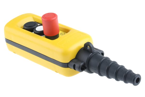 Product image for 2 way IP65 pendant control station