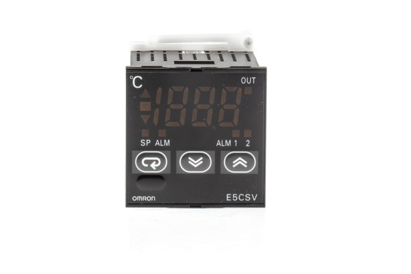 Product image for E5CSV Controller Relay 24V AC/DC