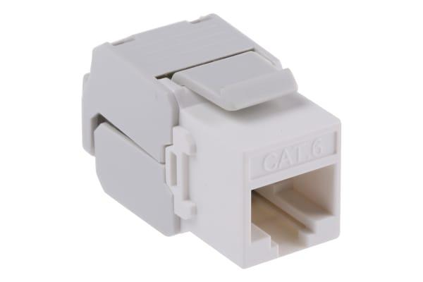 Product image for CAT.6 / 7 CLASS E KEYSTONE,RJ-45 LIGHT