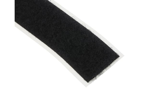 Product image for ACRYLIC ADHESIVE LOOP STRIP,5M L X20MM W