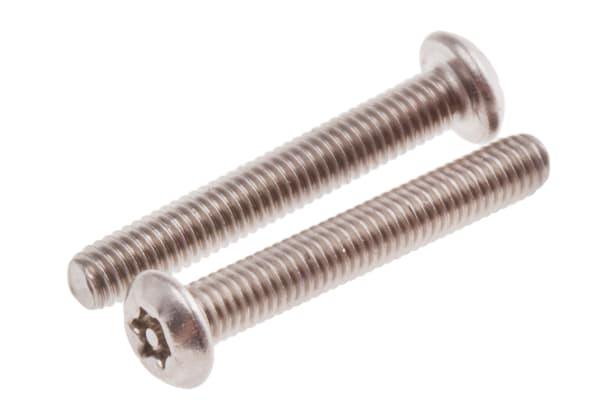Product image for Tamperproof Pin 6 Lobe butA2 M3x20