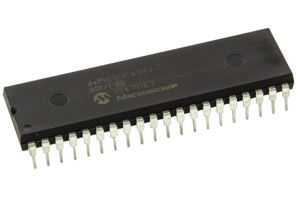 Product image for MCU/DSP,16 Bit,dsPIC30F4013-30I/P