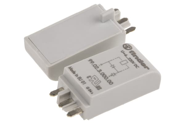 Product image for Diode module,99.02.300000 6-220Vdc
