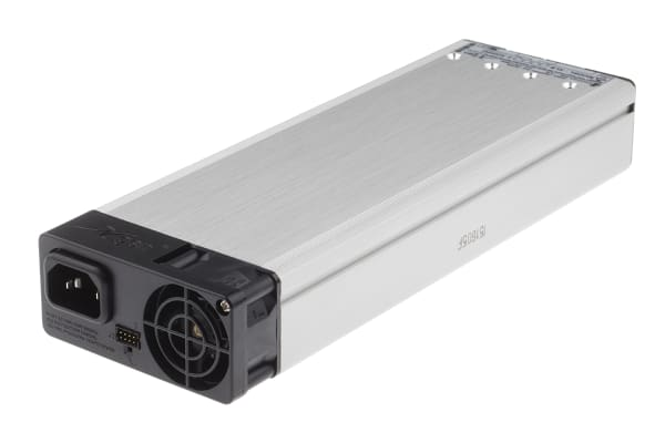 Product image for Excelsys, 400W Embedded Switch Mode Power Supply SMPS, Enclosed