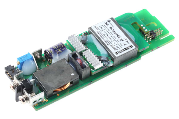 Product image for Excelsys, 240W Embedded Switch Mode Power Supply SMPS, 15V dc, Enclosed