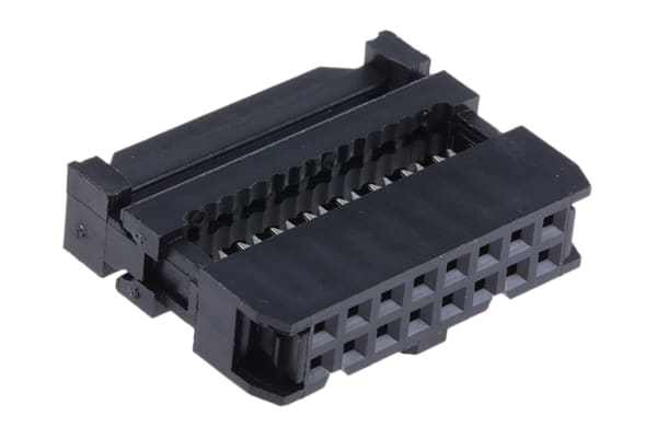 Product image for 16 W IDC side socket