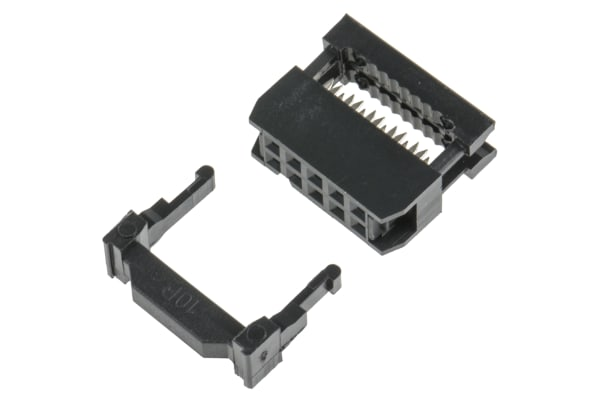 Product image for 10 W IDC side socket