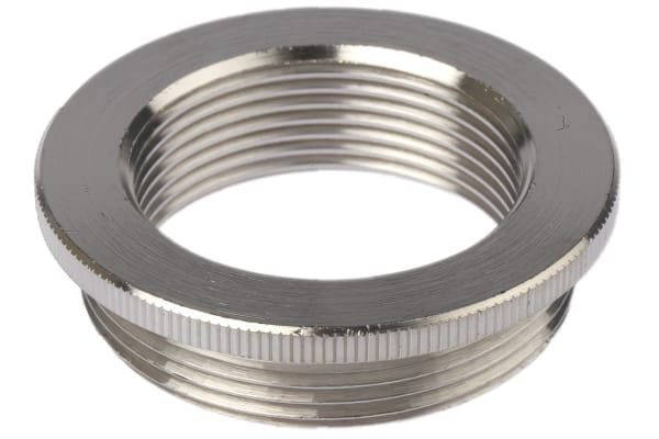 Product image for Nickel Plated Brass reducer  M40 to M32