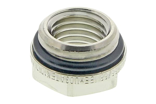 Product image for Reducer M16 to M12 Metal ATEX IP68