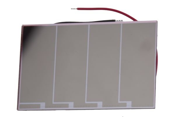 Product image for SOLAR PANEL,GLASS,IOPE=31.0UA,41.6X26.3