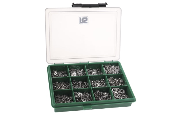 Product image for A4 Stainless Steel metric washer kit