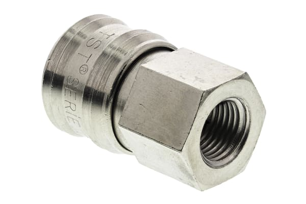 Product image for Female Thread Coupler G 1/4