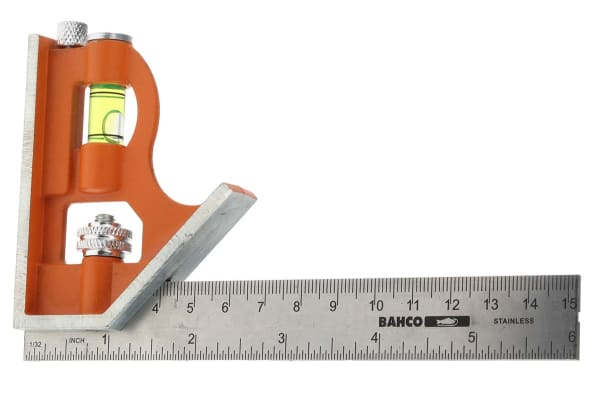 Product image for 150MM COMBINATION SQUARE