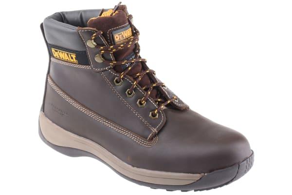 Product image for Dewalt Apprentice Boot  Brn  Size 8