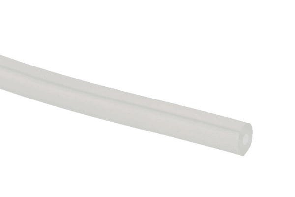 Product image for Silicone tubing,1.6mm bore 3m L