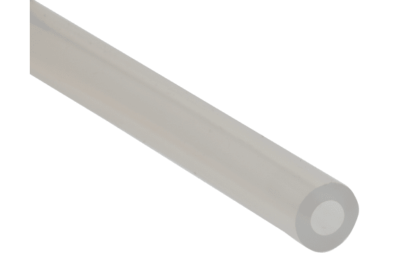 Product image for Silicone tubing,3.2mm bore 3m L