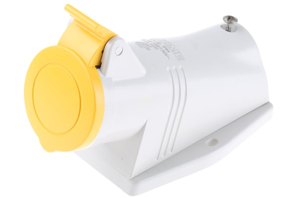 Product image for 16A 2P+E 110V Surface Socket IP44