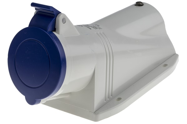 Product image for 32A 2P+E 230V Surface Socket IP44