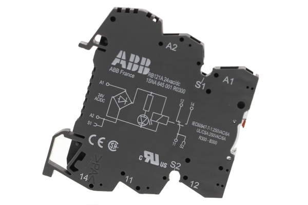 Product image for Interface Relay 24V 6A
