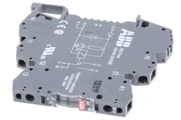 Product image for Interface Relay w/ low level 5Vdc 6A