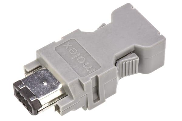 Product image for 2mm Serial I/O,plug kit,WTW, Sldr