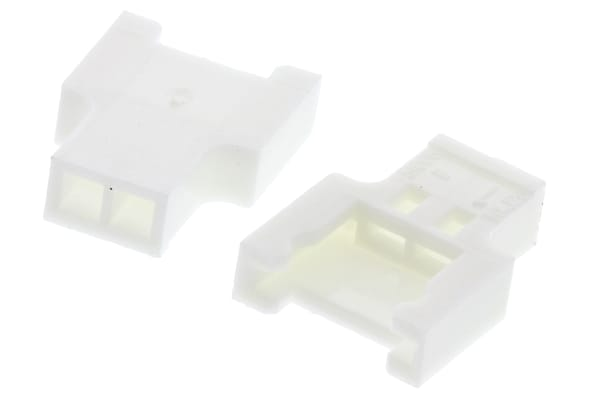 Product image for Plug Housing 2.00mm wire-to-wire, 2w