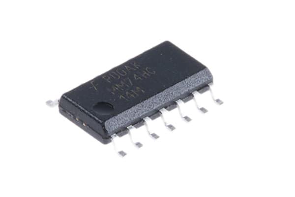 Product image for Inverter Schmitt Trigger CMOS 14-SOIC