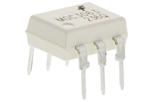 Product image for 6PW ZC TRIAC DIP