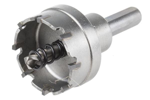 Product image for Arborless carbide holesaw,38mm dia