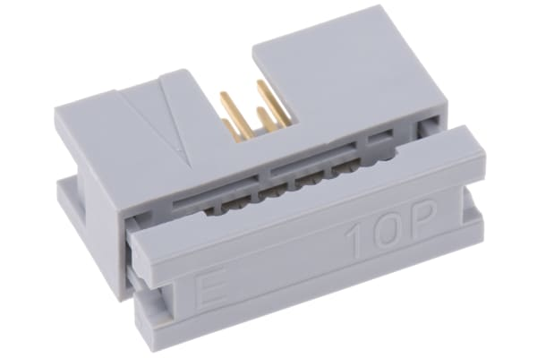 Product image for 10W IDC BOX HEADER