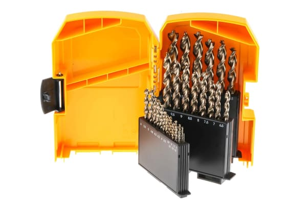 Product image for 29pc Extreme Metal Drill Bit Set