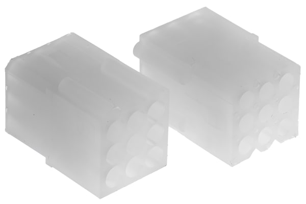 Product image for 1.57mm,housing,receptacle,free hng,9way