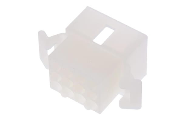 Product image for 1.57mm,housing,receptacle,pnl mnt,12way