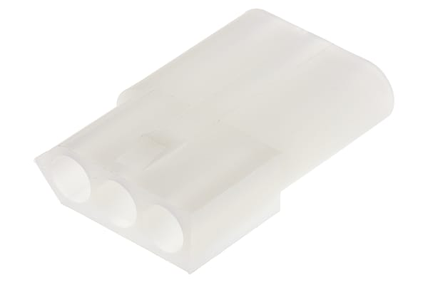 Product image for 2.36mm,housing,receptacle,1row,3way