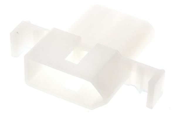 Product image for 2.36mm,housing,plug,mount ear,1row,3way