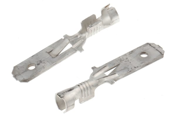 Product image for CRIMP, FASTON, TAB 6.3MM
