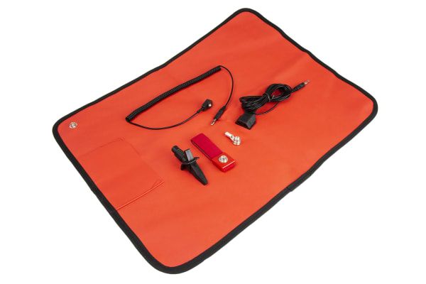 Product image for Antistatic lightweight field service kit