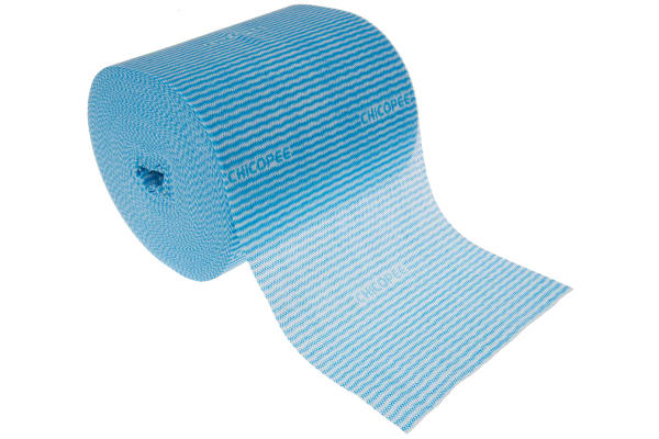 Product image for BLUE J-CLOTH 300 SHEET C/FEED ROLL-BOX