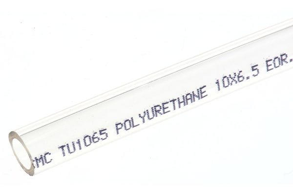 Product image for Poly tube 10mm x 20m clear