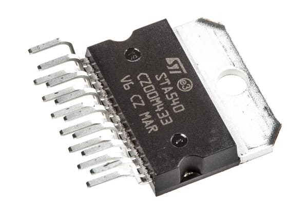 Product image for 4x13W Dual/Quad Power Amplifier