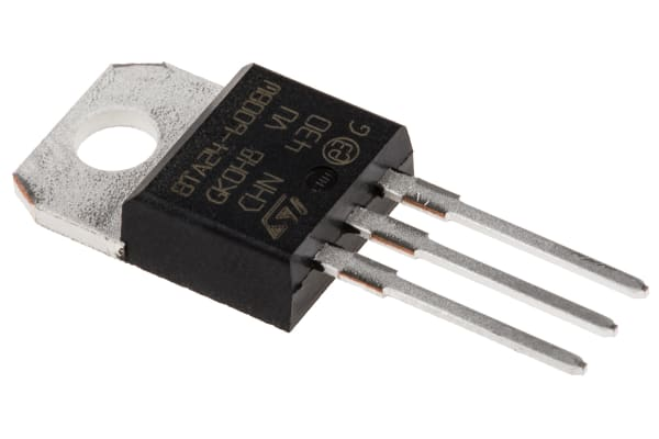 Product image for TRIAC 25A 600V TO220