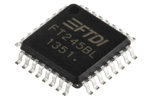 Product image for USB TO PARALLEL FIFO INTERFACE, LQFP32