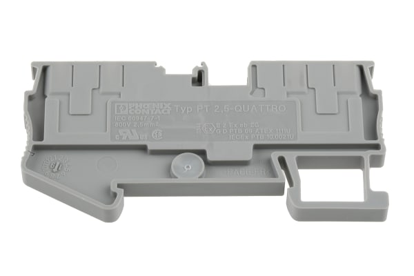 Product image for Feed-through PT 2,5-QUATTRO