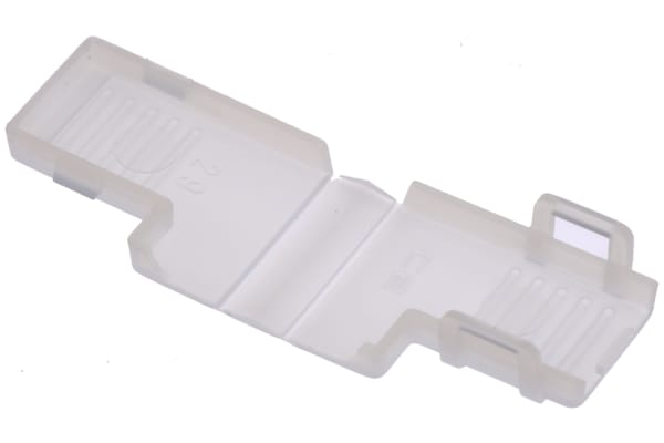 Product image for ?CRIMP TERM 250 FLAG TERMINAL BOOT