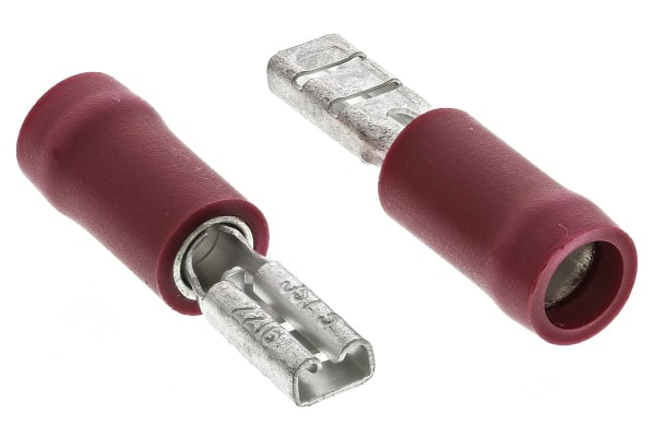 Product image for CRIMP TERM FEMALE RED 110 FOR 0.5 TAB